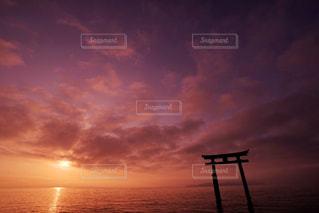 琵琶湖の写真・画像素材[790020]
