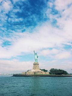 自由の女神と空 - No.817680