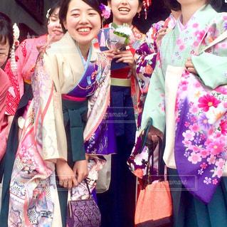 鮮やかで、色とりどりな女の子達の写真・画像素材[1133988]