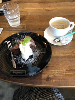 ケーキ,コーヒー,のんびり,おひとりさま,息抜き,3時のおやつ,手軽