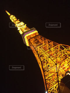 東京タワーの写真・画像素材[812206]