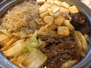 鍋,肉,晩御飯,和食,おいしい,晩ご飯,あったかい,すき焼き,しらたき,すきやき,うちの晩ご飯,すき焼き鍋