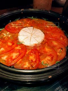 トマト,チーズ,鍋,おいしい,美味しい,夕飯,トマト鍋,カマンベールチーズ,お鍋,カマンベールチーズ鍋