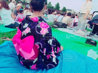 夏の終わりの写真・画像素材[794488]