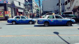 沖縄,旅行,タクシー