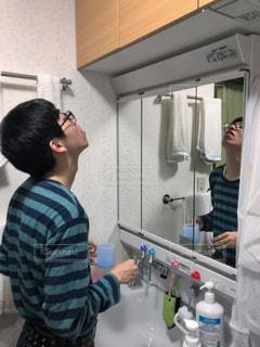 うがい 洗面台