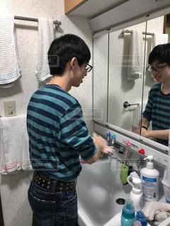 手洗い 洗面台