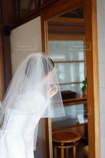 花嫁の身支度の写真・画像素材[795169]