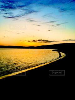 sunsetの写真・画像素材[796011]