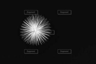 空に花火の写真・画像素材[822363]