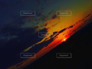 夕暮れの写真・画像素材[958700]