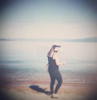 夏の思い出の写真・画像素材[2131423]