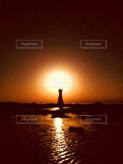 灯台ロウソクの写真・画像素材[2858886]