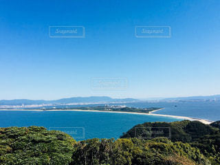 自然,水面,眺め,福岡県,志賀島,潮見展望台