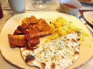 インド、バンガロールでの本場インド料理カレー🍛の写真・画像素材[805135]