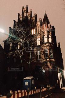 ドイツ、リューベックの古城!の写真・画像素材[807042]