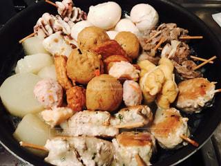 食べ物でいっぱいパンの写真・画像素材[803594]