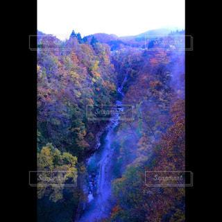 小安峡の写真・画像素材[851647]