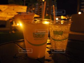 グラス,ハワイ,記念日,乾杯,ドリンク,海外旅行,アロハ,フレッシュ,最高の夜
