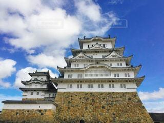 姫路城の写真・画像素材[806885]