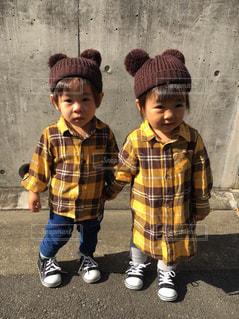 mix twins ✩の写真・画像素材[1633532]
