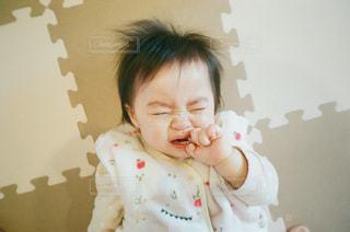 泣き顔も、可愛いの写真・画像素材[1792794]