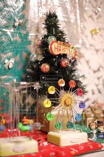 観覧車,室内,クリスマス,クリスマスツリー,12月,飾り付け