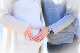 ハート,マタニティ,出産,妊娠,妊婦,両親,身重