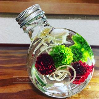 花,DIY,工作,ハーバリウム