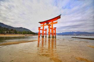 厳島神社の写真・画像素材[807637]
