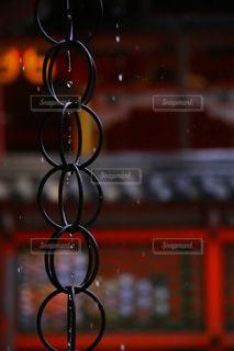 水滴が落ちる瞬間の写真・画像素材[812247]