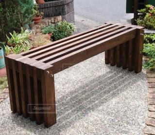 木,庭,ベンチ,DIY,椅子,工作,手作り,プチプラ,ウッド