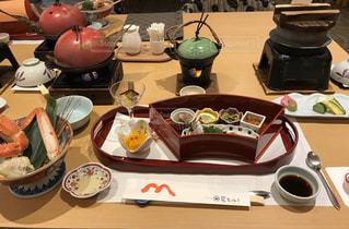 テーブルの写真・画像素材[832766]