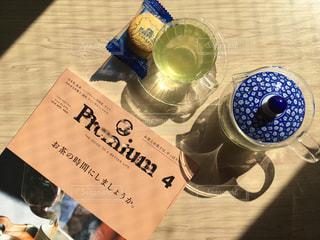 ティータイム,日本茶