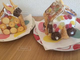 お菓子の家の写真・画像素材[811400]