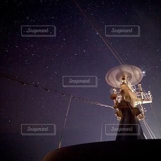 南半球の星空の写真・画像素材[812581]