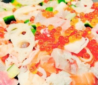 ちらし寿司の写真・画像素材[3699466]