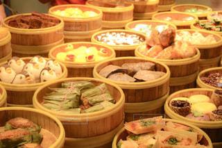 可愛い,中国,美味しい,上海,小籠包,ちまき,田子坊,蒸篭,蒸し料理