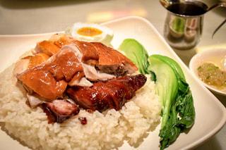 ご飯,肉,中国,美味しい,上海,北京ダック,青梗菜,董記