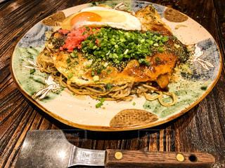 食べ物,皿,中国,麺,美味しい,上海,お好み焼き,花月,広島風