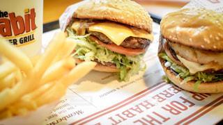ハンバーガー。の写真・画像素材[922906]
