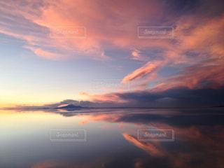 空の雲の写真・画像素材[817063]