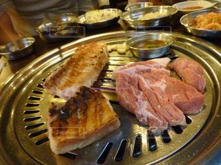 焼き肉の写真・画像素材[875385]