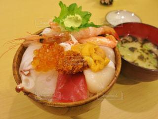 海鮮丼の写真・画像素材[889534]