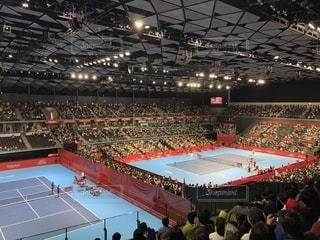 楽天ジャパンオープンテニス2018の写真・画像素材[1523408]