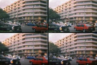 都会の交差点の写真・画像素材[1266528]