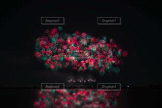 打ち上げ花火の写真・画像素材[2363983]