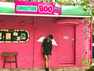 ピンクの壁 - No.849711