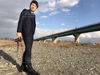 スーツの写真・画像素材[980510]