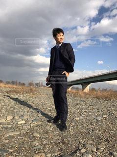 スーツの写真・画像素材[980511]